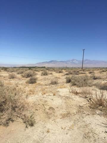 005 Sagebrush Trail, Desert Hot Springs, CA 92240 (MLS #219063677) :: Hacienda Agency Inc