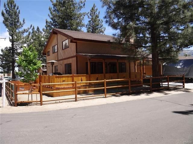 1048 Circle Drive, Big Bear City, CA 92314 (MLS #219063678) :: Hacienda Agency Inc