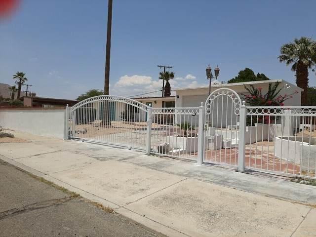 790 W Gateway Drive, Palm Springs, CA 92262 (#219063680) :: The Pratt Group