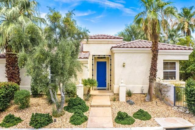 80968 Via Puerta Azul, La Quinta, CA 92253 (MLS #219063683) :: The Jelmberg Team