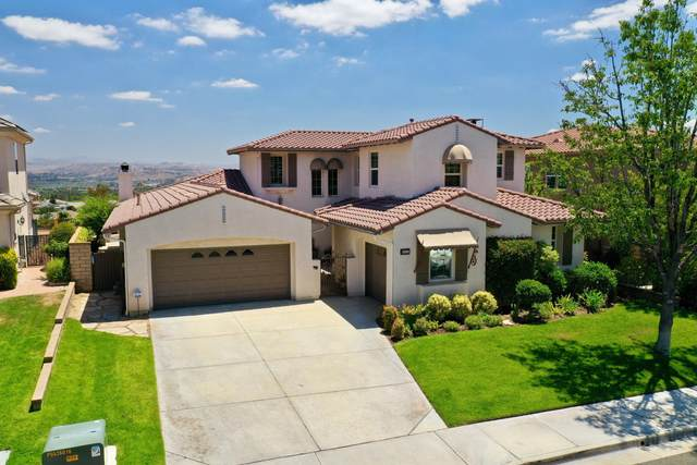 26940 Granite Ridge Court, Valencia, CA 91354 (MLS #219063689) :: KUD Properties