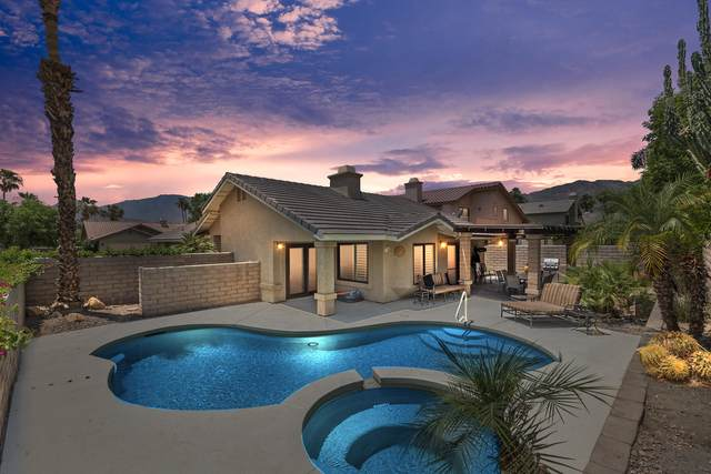 78580 Via Sonata, La Quinta, CA 92253 (MLS #219063707) :: The John Jay Group - Bennion Deville Homes