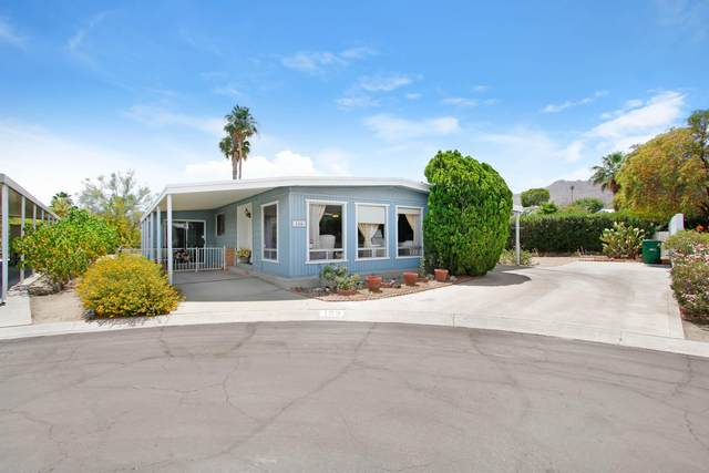 49305 Highway 74 Space 103, Palm Desert, CA 92260 (MLS #219063730) :: Desert Area Homes For Sale