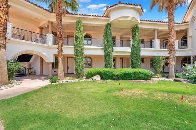 2701 Via Calderia, Palm Desert, CA 92260 (MLS #219063746) :: Hacienda Agency Inc