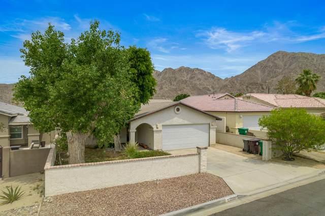 53360 Avenida Martinez Avenue, La Quinta, CA 92253 (MLS #219063750) :: Desert Area Homes For Sale