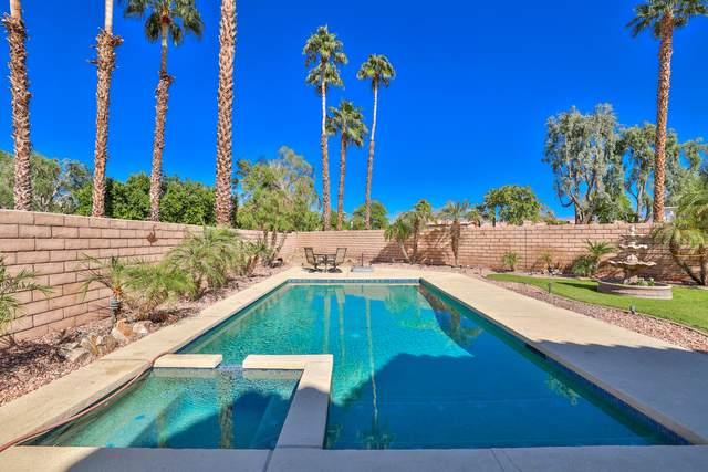 49035 Tango Court, La Quinta, CA 92253 (MLS #219063753) :: The John Jay Group - Bennion Deville Homes