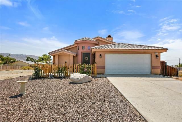 13416 Cholla Drive, Desert Hot Springs, CA 92240 (#219063760) :: The Pratt Group