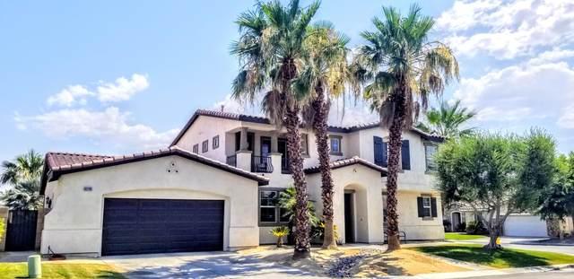 83285 Lonesome Dove Road, Indio, CA 92203 (MLS #219063788) :: Hacienda Agency Inc