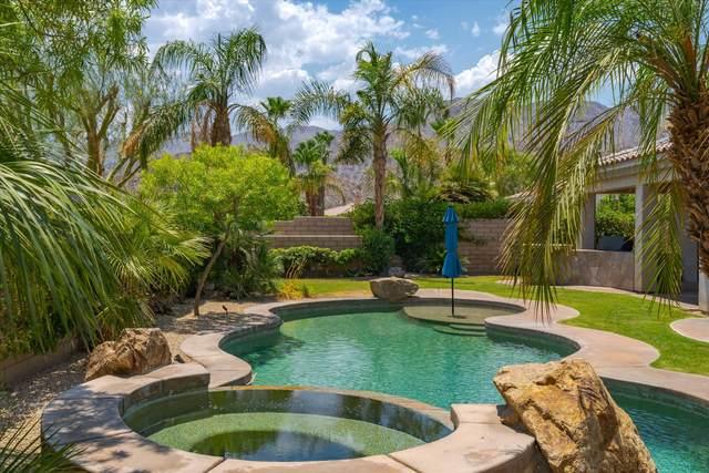 77897 Desert Drive, La Quinta, CA 92253 (MLS #219063791) :: The John Jay Group - Bennion Deville Homes