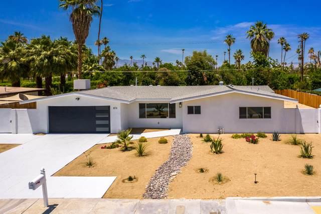 874 E Mesquite Avenue, Palm Springs, CA 92264 (MLS #219063794) :: Zwemmer Realty Group