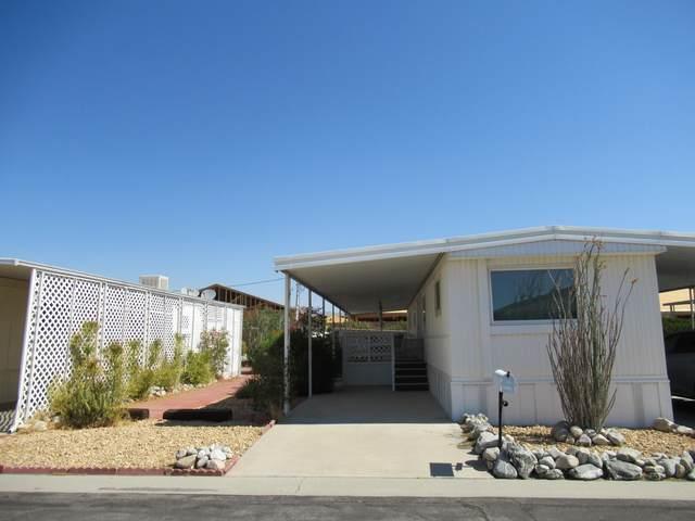 14777 Palm Drive #178, Desert Hot Springs, CA 92240 (MLS #219063797) :: Lisa Angell