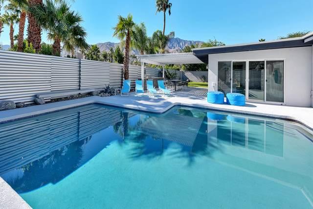 1303 E Racquet Club Road, Palm Springs, CA 92262 (#219063853) :: The Pratt Group