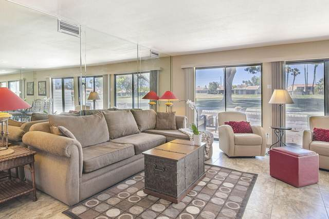 68318 Calle Leon, Cathedral City, CA 92234 (MLS #219063896) :: The John Jay Group - Bennion Deville Homes