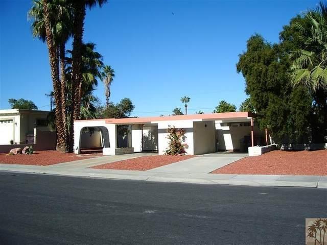 74280 Velardo Drive, Palm Desert, CA 92260 (MLS #219063918) :: The John Jay Group - Bennion Deville Homes