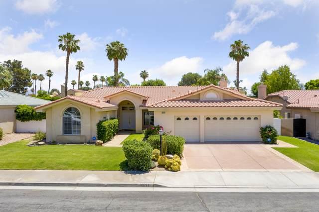 40712 Via Fonda, Palm Desert, CA 92260 (MLS #219063921) :: The John Jay Group - Bennion Deville Homes