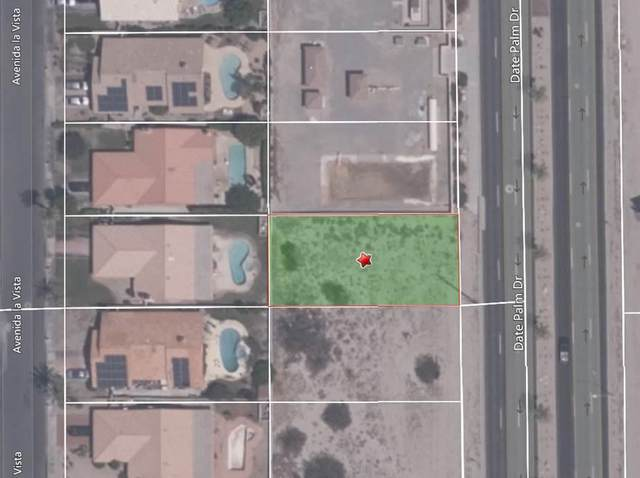 0 Date Palm Drive, Cathedral City, CA 92234 (MLS #219063922) :: The Jelmberg Team