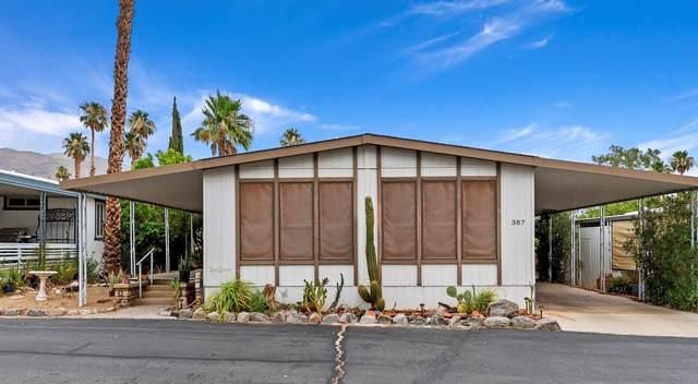 74711 Dillon Road #387, Desert Hot Springs, CA 92241 (MLS #219063931) :: The Jelmberg Team