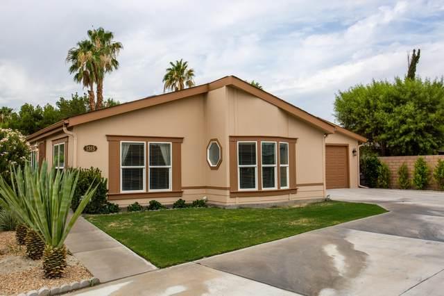 1315 Via Playa, Cathedral City, CA 92234 (MLS #219063967) :: The John Jay Group - Bennion Deville Homes