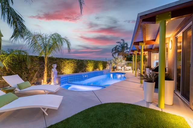 151 Vista Agave, Palm Springs, CA 92262 (MLS #219064062) :: Brad Schmett Real Estate Group
