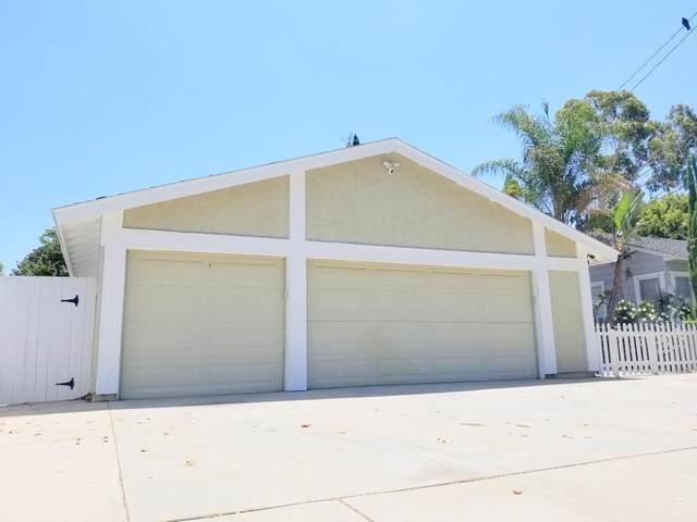 443 S Parker Street, Orange, CA 92868 (MLS #219064126) :: The Jelmberg Team