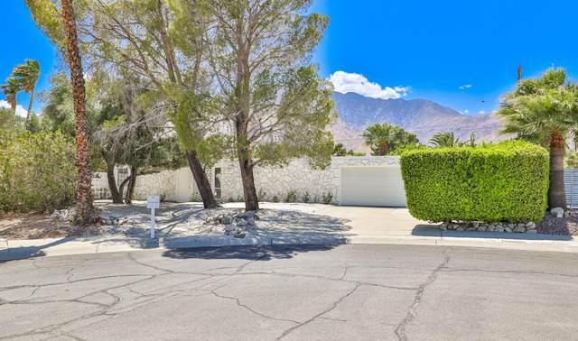 811 E Grace Circle, Palm Springs, CA 92262 (MLS #219064157) :: Brad Schmett Real Estate Group