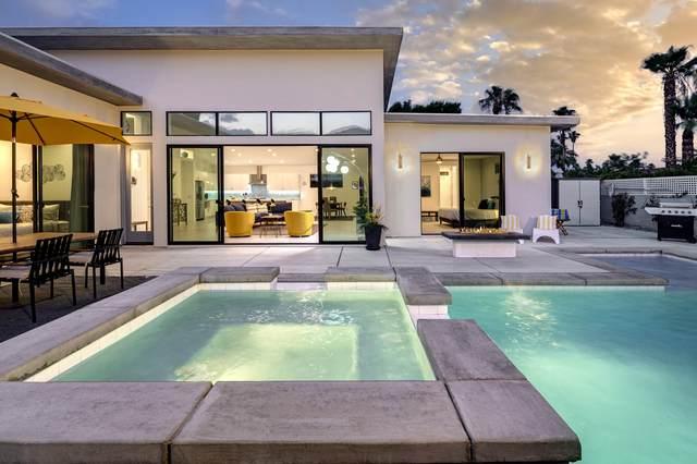 1507 E San Jacinto Way, Palm Springs, CA 92262 (MLS #219064195) :: Brad Schmett Real Estate Group