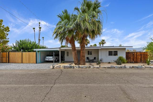 38957 Miller Lane, Cathedral City, CA 92234 (MLS #219064289) :: Brad Schmett Real Estate Group