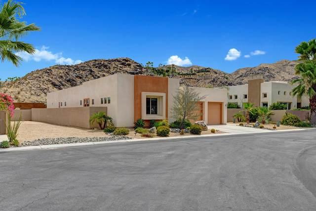 3051 Twilight Lane, Palm Springs, CA 92264 (MLS #219064337) :: The John Jay Group - Bennion Deville Homes