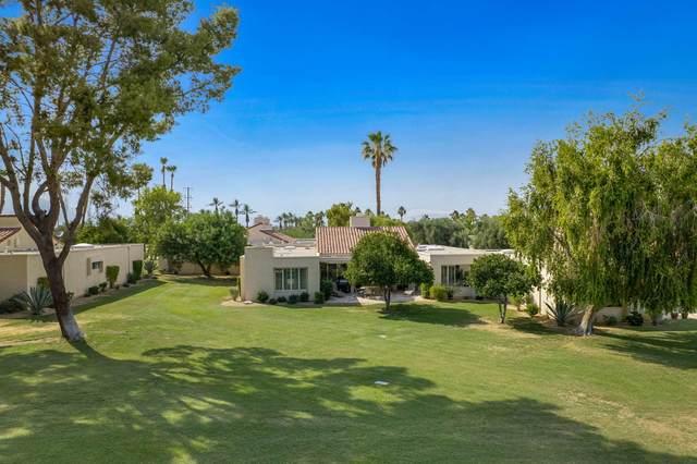 615 Desert West Drive, Rancho Mirage, CA 92270 (MLS #219064396) :: Zwemmer Realty Group