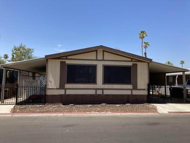 43532 Clinton Street #314, Indio, CA 92201 (MLS #219064422) :: Brad Schmett Real Estate Group