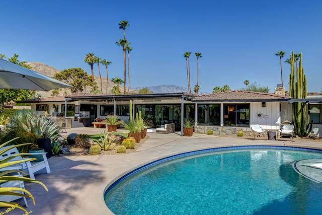 40267 Club View Drive, Rancho Mirage, CA 92270 (MLS #219064434) :: The Sandi Phillips Team