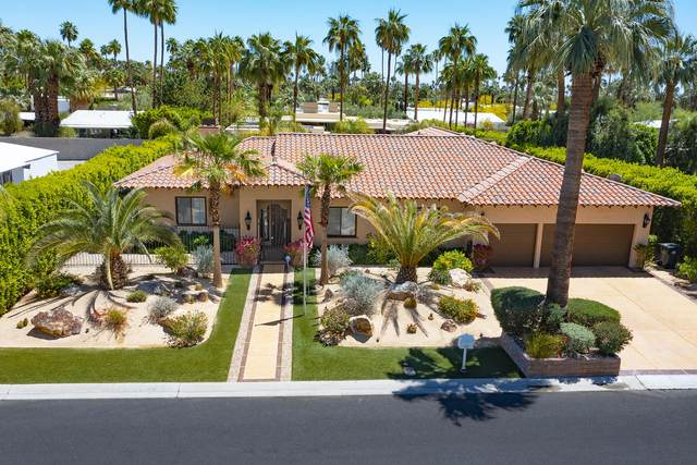 968 N Rose Avenue, Palm Springs, CA 92262 (#219064474) :: The Pratt Group