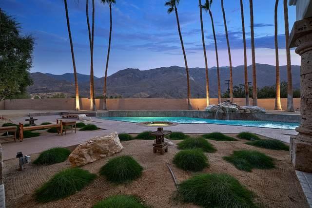 38045 Via Fortuna, Palm Springs, CA 92264 (MLS #219064509) :: The John Jay Group - Bennion Deville Homes