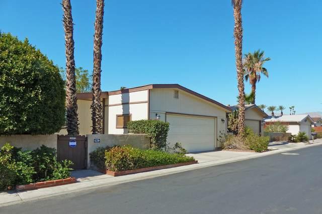 81641 Avenue 48 #91, Indio, CA 92201 (MLS #219064644) :: Zwemmer Realty Group