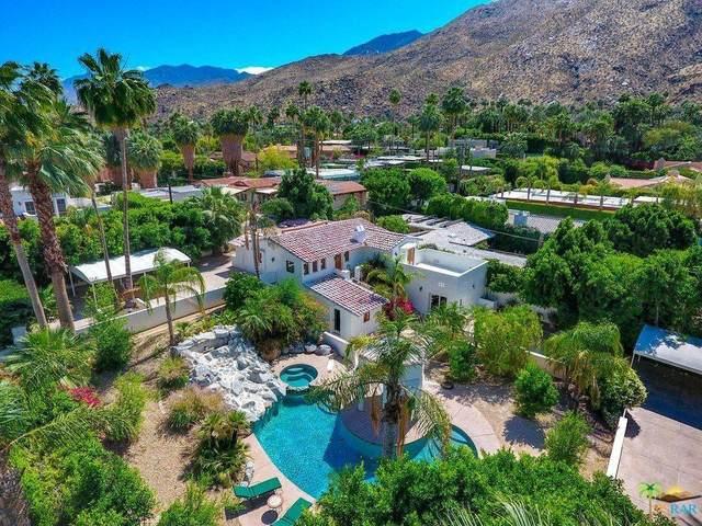 231 W El Camino Way, Palm Springs, CA 92264 (MLS #219064653) :: Brad Schmett Real Estate Group