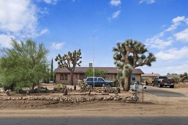 58407 Campanula Street, Yucca Valley, CA 92284 (MLS #219064765) :: KUD Properties