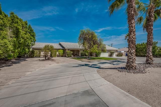 2950 N Sunrise Way, Palm Springs, CA 92262 (MLS #219064774) :: Hacienda Agency Inc
