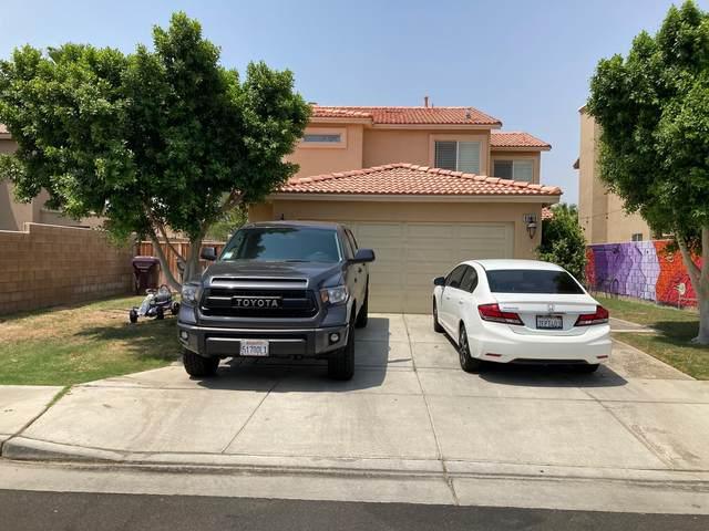 83418 Ocean Breeze Lane, Indio, CA 92201 (MLS #219064776) :: Brad Schmett Real Estate Group