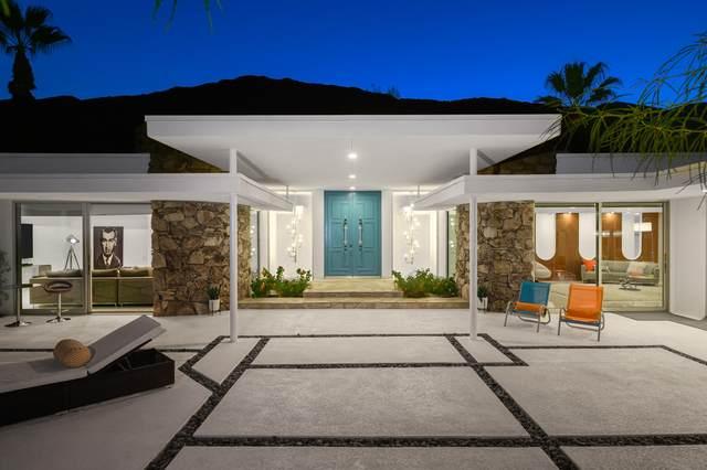 445 S Monte Vista Drive, Palm Springs, CA 92262 (MLS #219064813) :: Brad Schmett Real Estate Group