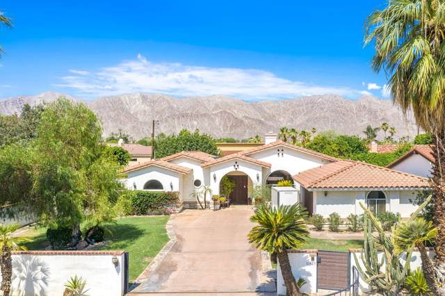 51425 Calle Paloma, La Quinta, CA 92253 (MLS #219064833) :: Brad Schmett Real Estate Group