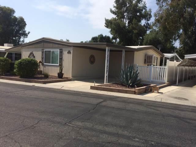 396 S. Paseo Laredo, Cathedral City, CA 92234 (MLS #219064850) :: Brad Schmett Real Estate Group