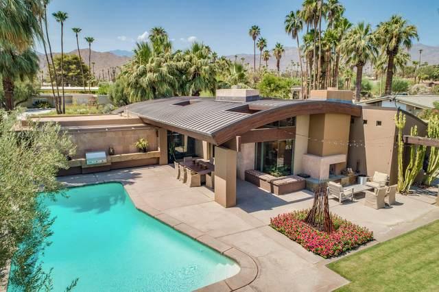 73580 Broken Arrow Trail, Palm Desert, CA 92260 (MLS #219064903) :: Zwemmer Realty Group