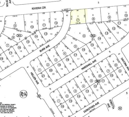 1231 Burr Avenue, Salton City, CA 92275 (#219064964) :: The Pratt Group