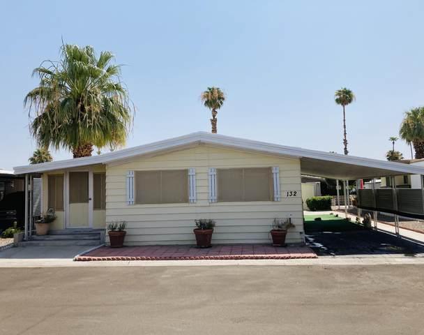 51555 Monroe Street #132, Indio, CA 92201 (MLS #219064994) :: KUD Properties