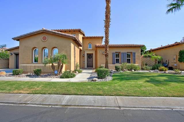 81580 Rancho Santana Drive, La Quinta, CA 92253 (MLS #219065013) :: KUD Properties