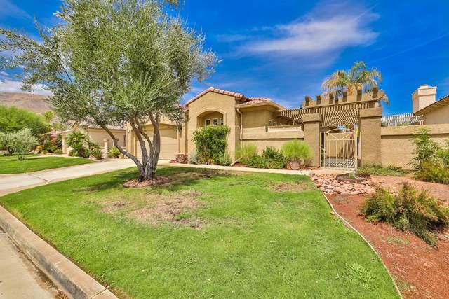 21 Florentina Drive, Rancho Mirage, CA 92270 (MLS #219065045) :: The Jelmberg Team