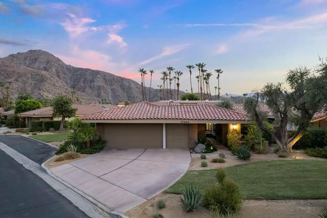 45665 Delgado Drive, Indian Wells, CA 92210 (MLS #219065059) :: Brad Schmett Real Estate Group