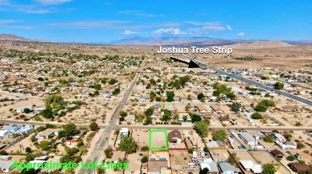 62013 Mountain View Circle, Joshua Tree, CA 92252 (MLS #219065113) :: Brad Schmett Real Estate Group