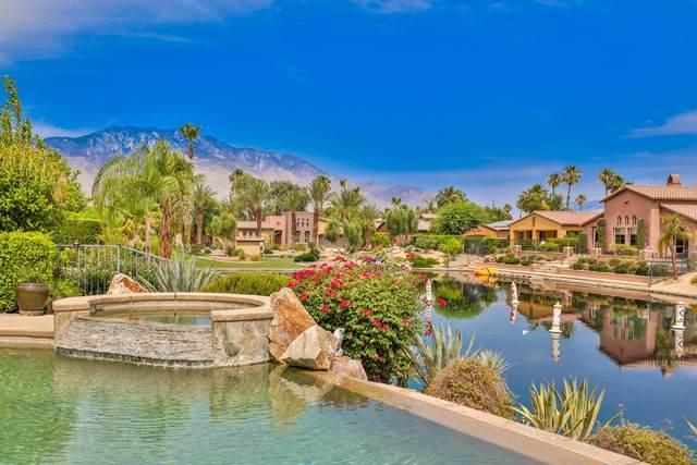 8 Via Santanella, Rancho Mirage, CA 92270 (MLS #219065126) :: Brad Schmett Real Estate Group