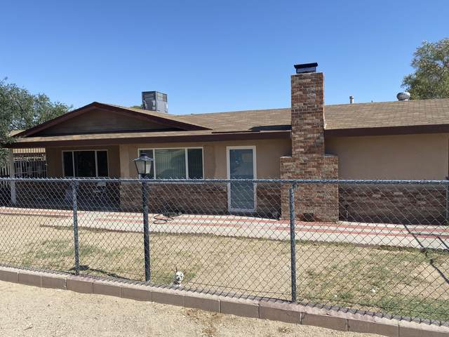 28136 Ironwood Drive, Barstow, CA 92311 (#219065158) :: The Pratt Group